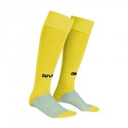 гетры GIVOVA Calza Calcio C001.0007 желтые