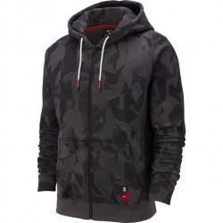 Толстовка Nike KYRIE FULL-ZIP HOODIE AJ3385-010