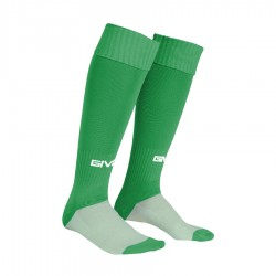 гетры GIVOVA Calza Calcio C001.0013 зеленые