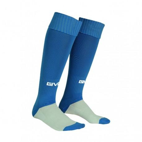 гетры GIVOVA Calza Calcio C001.0002 синие