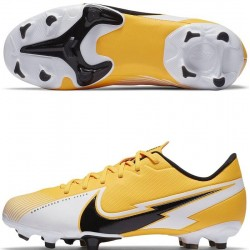 Детские бутсы NIKE JR VAPOR 13 ACADEMY FG/MG AT8123-801