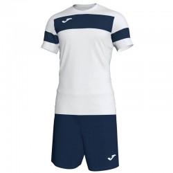Футбольная форма Joma ACADEMY II 101349.203 бело-синий