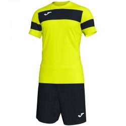 Футбольная форма Joma ACADEMY II 101349.061 желто-черный