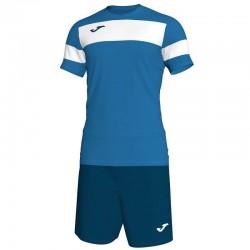 Футбольная форма Joma ACADEMY II 101349.702 сине-белый