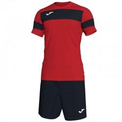 Футбольная форма Joma ACADEMY II 101349.601 красно-черный