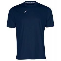 футболка игровая Joma Combi 100052.331 т. синяя