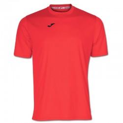 футболка игровая Joma Combi 100052.040 кораловая