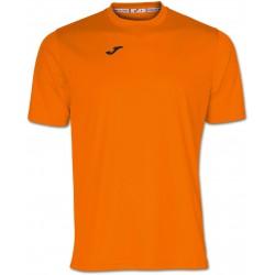 футболка игровая Joma Combi 100052.880 оранжевая