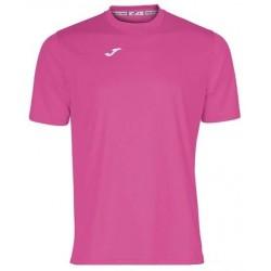 футболка игровая Joma Combi 100052.500 розовая