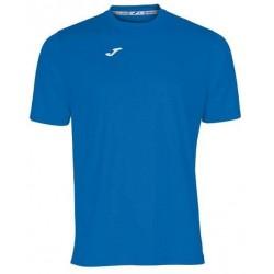 футболка игровая Joma Combi 100052.700 синяя