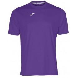 футболка игровая Joma Combi 100052.550 фиолетовая