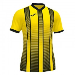 Футболка игровая Joma TIGER II 101464.901 желто-черная