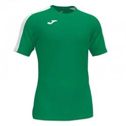 Футболка игровая Joma ACADEMY III 101656.452 зеленая