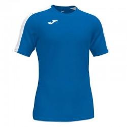 Футболка игровая Joma ACADEMY III 101656.702 сине-белая