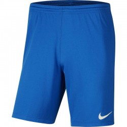 Шорты детские Nike JR Park III Knit short BV6865-463