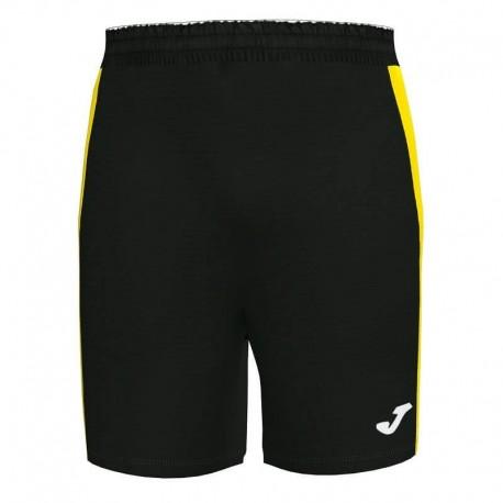 Шорты JOMA MAXI 101657.109 черно-желтые