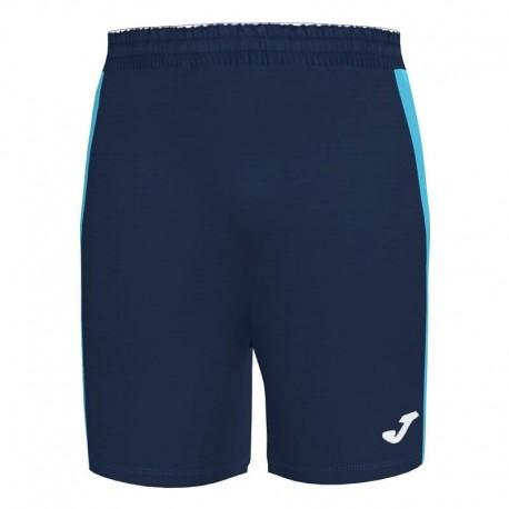 Шорты JOMA MAXI 101657.342 темно-сине-голубые