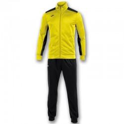 Спортивный костюм Joma ACADEMY 101096.901 желто-черный