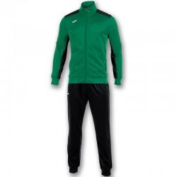 Спортивный костюм зелено-черный Joma ACADEMY 101096.451