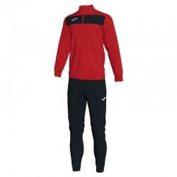 Спортивный костюм Joma ACADEMY II 101352.601 красно-черный