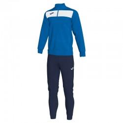 Спортивный костюм Joma ACADEMY II 101352.702 сине-белый