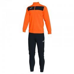 Спортивный костюм Joma ACADEMY II 101352.801 оранжево-черный