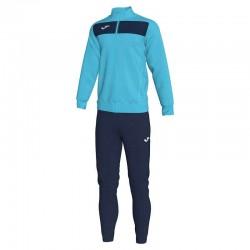 Спортивный костюм Joma ACADEMY II 101352.013 бирюзово-т.синий