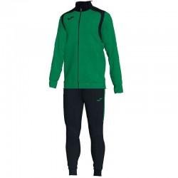 Спортивный костюм Joma CHAMPION V зелено-черный 101267.451