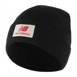 Шапка черная New Balance H7763