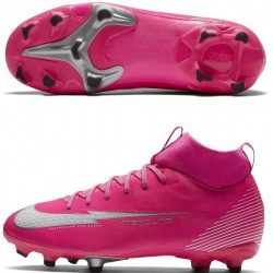 Детские бутсы Nike JR Mercurial Superfly 7 Mbappe MG DB5609-611