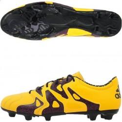 Футбольные бутсы Adidas X 15.2 FG/AG Leather S78597