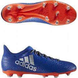 Футбольные бутсы adidas X16.3 FG BB4182