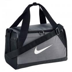 Сумка Nike Brasilia XS DUFF черно-серая BA5432-064