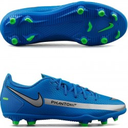 Детские бутсы Nike JR Phantom GT Club FG/MG CK8479-400
