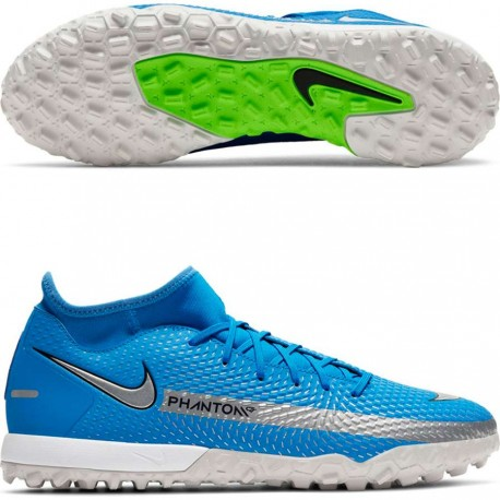 Детские Сороконожки Nike JR Phantom GT Academy DF TF CW6695-400