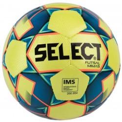 Мяч футзальный SELECT Futsal Mimas IMS (желтый) 105344