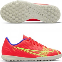 Детские Сороконожки Nike Vapor 14 Club TF CV0945-600