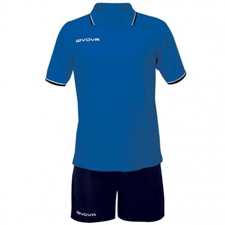 Комплект GIVOVA Street KIT032 (синий)