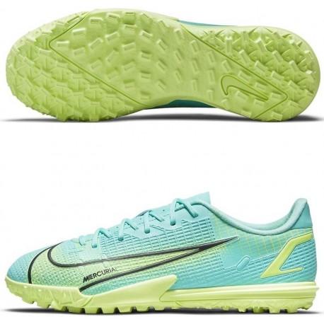 Детские сороконожки Nike Mercurial Vapor 14 Academy TF CV0822-403