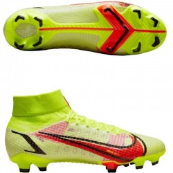 Футбольные бутсы Nike Mercurial Superfly 8 Pro FG CV0961-760