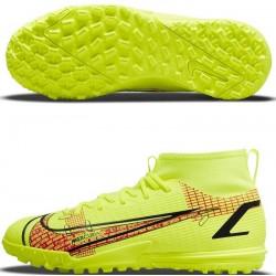 Детские сороконожки Nike Mercurial Superfly 8 Academy TF CV0789-760