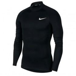 Термобелье верх Nike TOP LS TIGHT MOCK BV5592-010