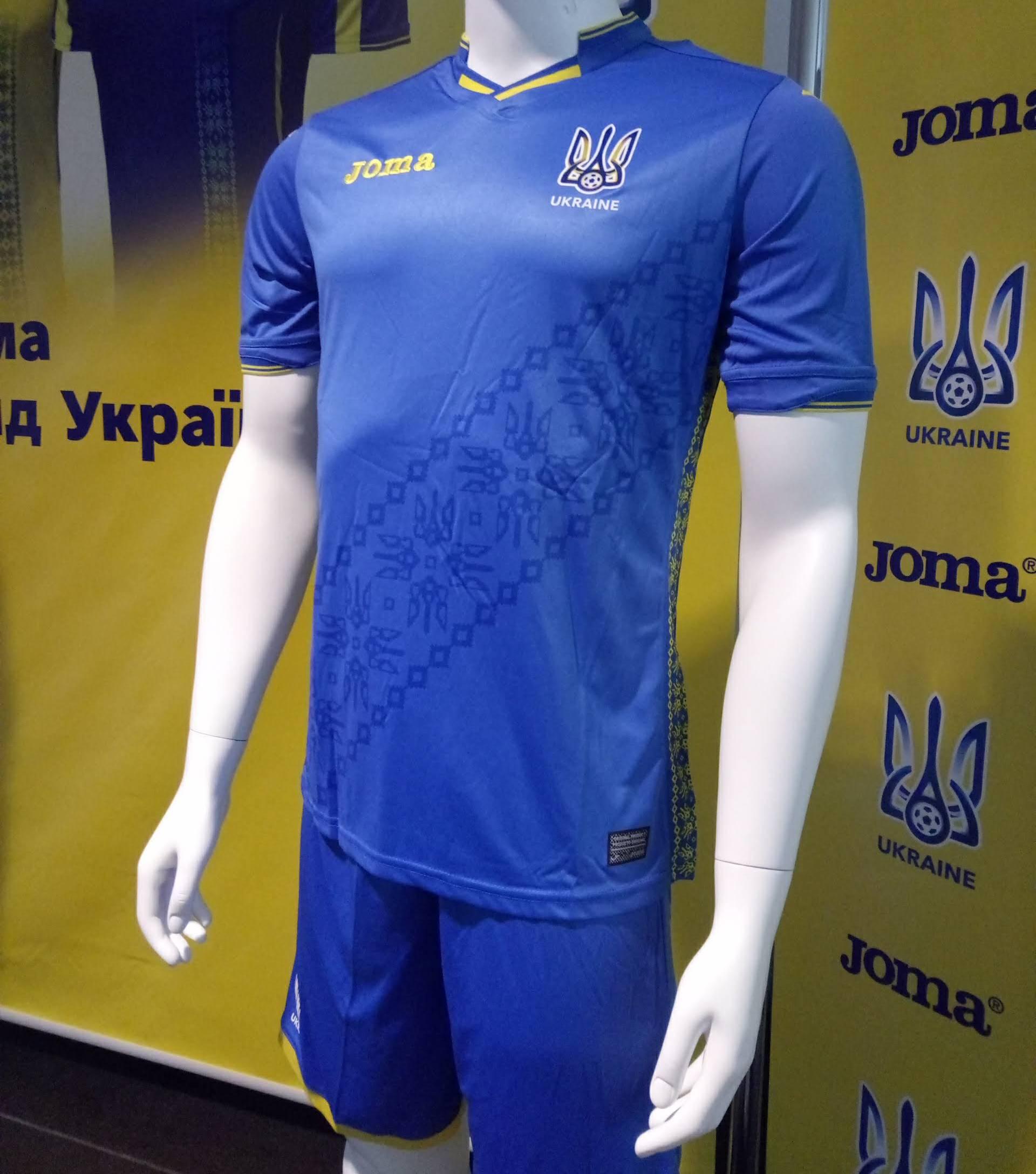 сборная украины 2018