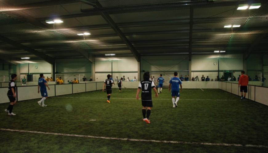 футбол в зале